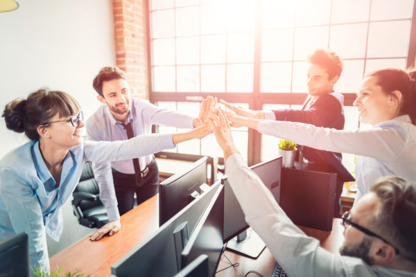 Why We Value Team-Building Events